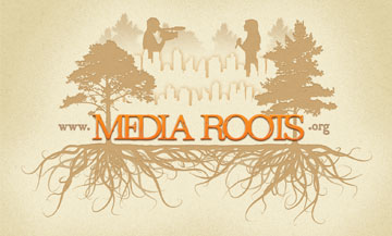 Media Roots Sticker Image